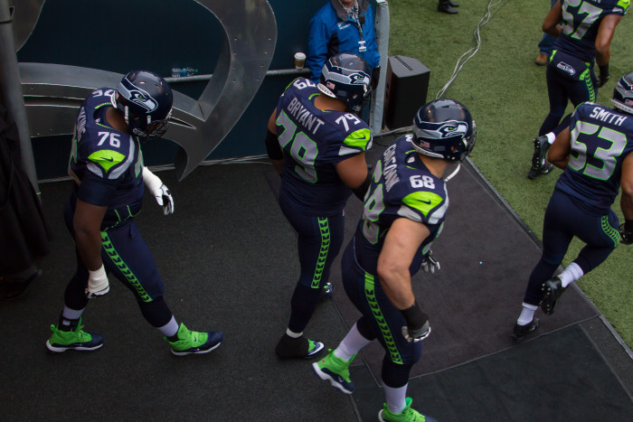 2. Our Seahawks...