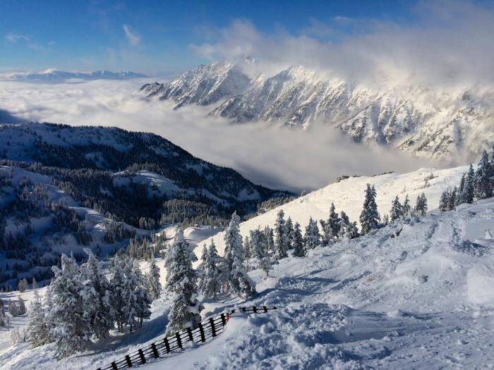 11) Ski Resorts