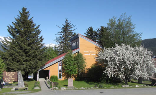 1) Sheldon Museum and Cultural Center