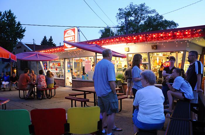 9. Snookies Malt Shop, Des Moines