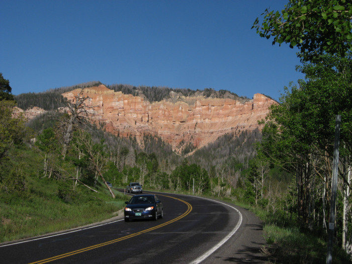 9) Markagunt High Plateau Scenic Byway