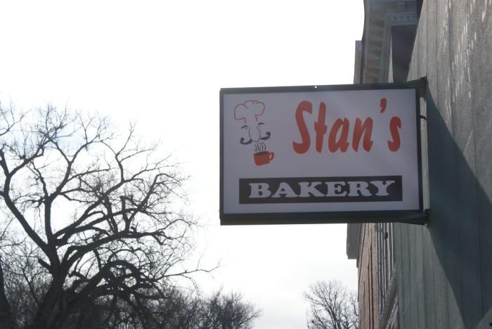 15. Stan's Bakery, Plattsmouth