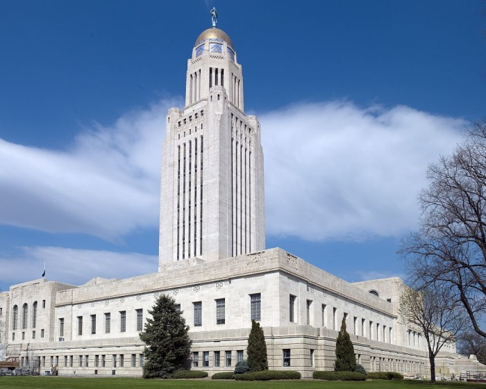 1. Capitol Building, Lincoln