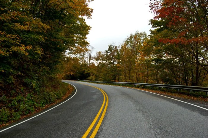 7. Staunton-Parkersburg Turnpike National Scenic Byway