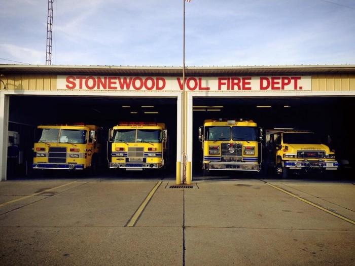 9. Stonewood