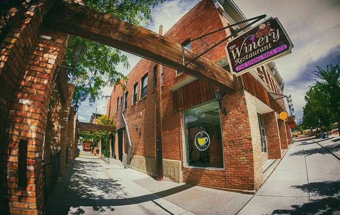 5. The Winery (Grand Junction)