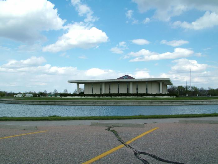 5. Stuhr Museum of the Prairie Pioneer, Grand Island