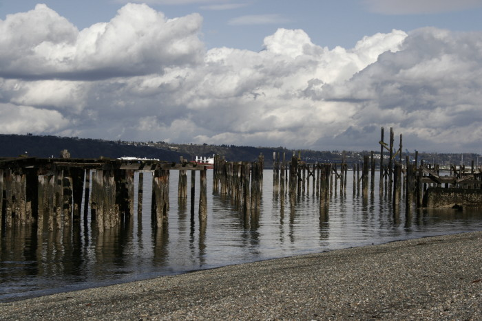 1. Ruston Way in Tacoma