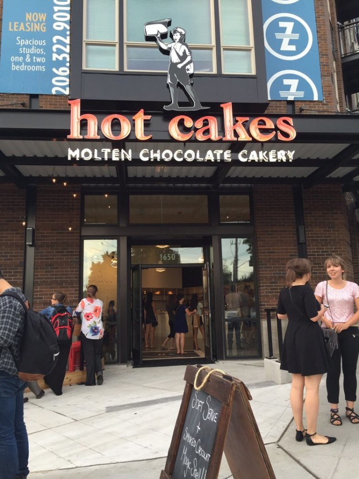 2.  Hot Cakes in Capitol Hill, Seattle