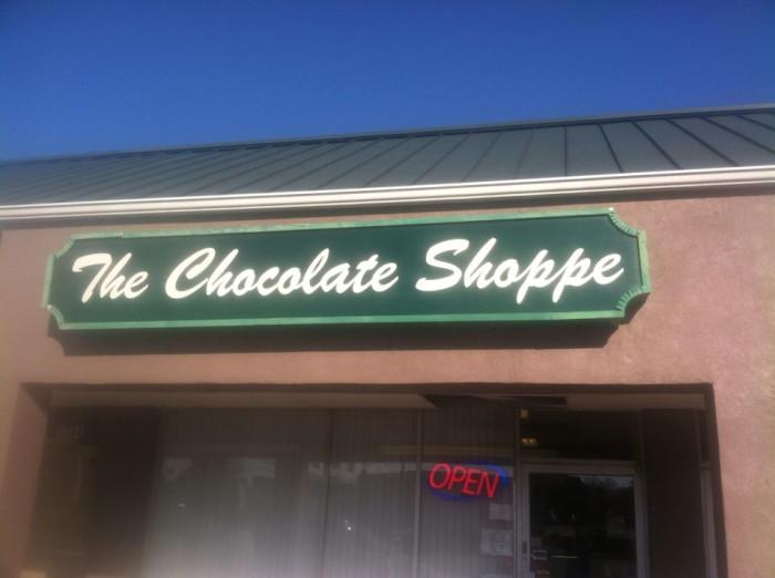 2. The Chocolate Shoppe, 1392 N Pleasantburg Dr, Greenville