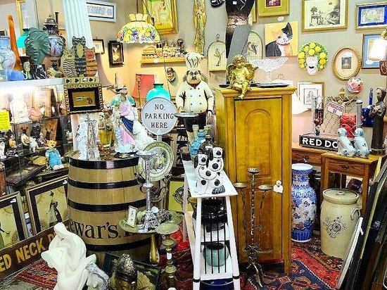 You Can Find Amazing Antiques At These 10 Places In North