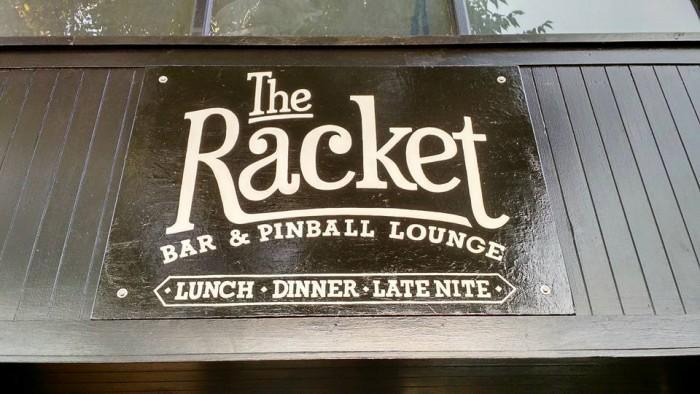 5. The Racket, Bellingham