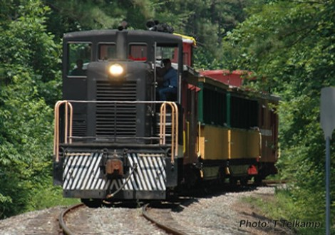 5. New Hope Valley, Triangle Train