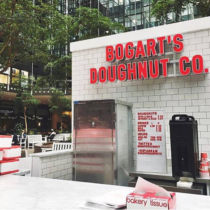 7. Bogart's Doughnut Company, Minneapolis