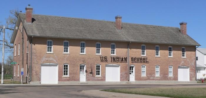 16. U.S. Indian School Museum, Genoa