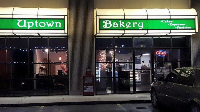 16. Uptown Bakery, Bellevue