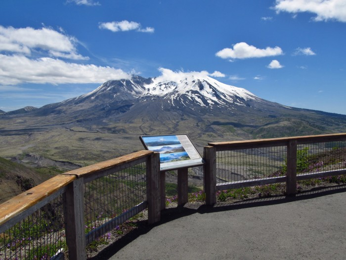 2. Mount St. Helens