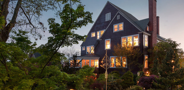 14. Spend a romantic weekend at a BnB.