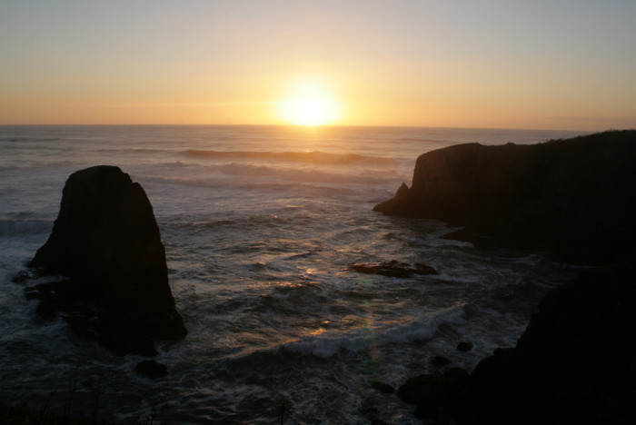 7) Yaquina Head Hike (3.4 miles)