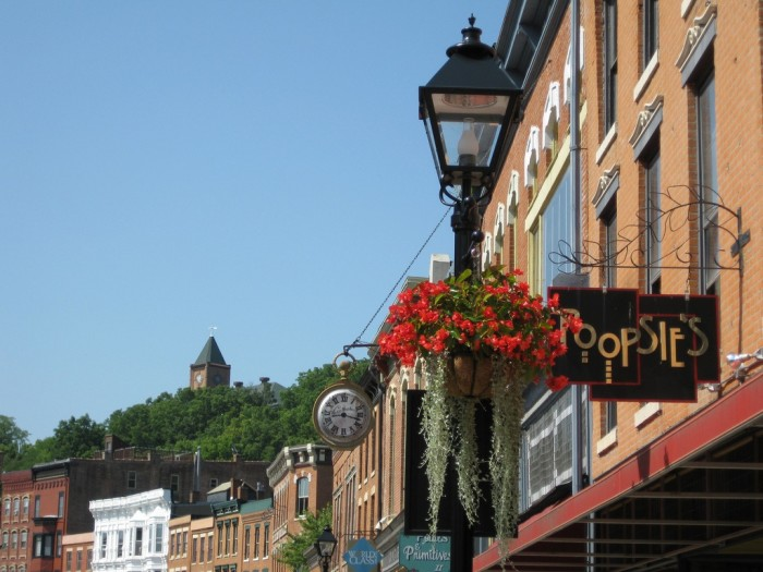 13. There are some charming small towns to explore.