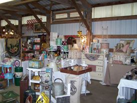8. Antiques on Main (Reedsburg)