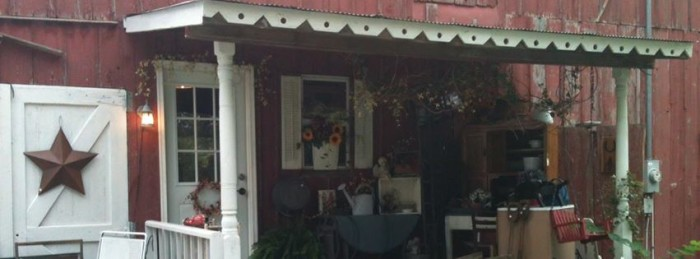5. Red Barn Antiques (Edwardsville)
