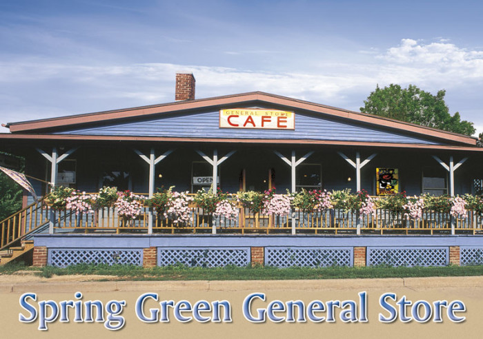 4. Spring Green General Store Cafe (Spring Green)