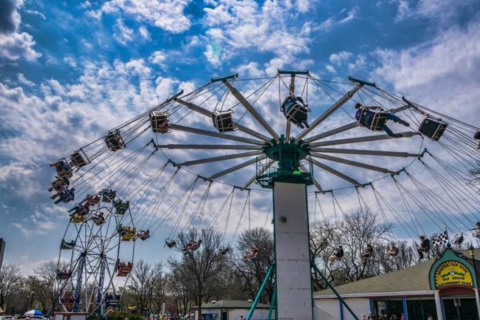 6. Bay Beach Amusement Park (Green Bay)