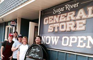 6. Sugar River General Store (Albany)