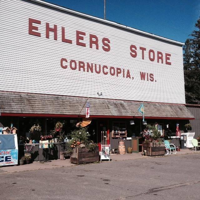10. Ehlers Store (Cornucopia)