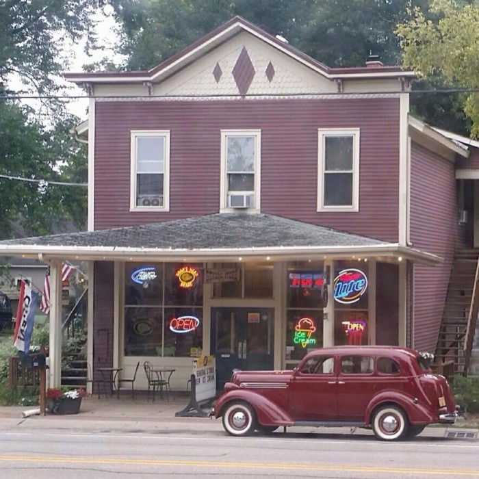 2. The General Store (Greenwood)