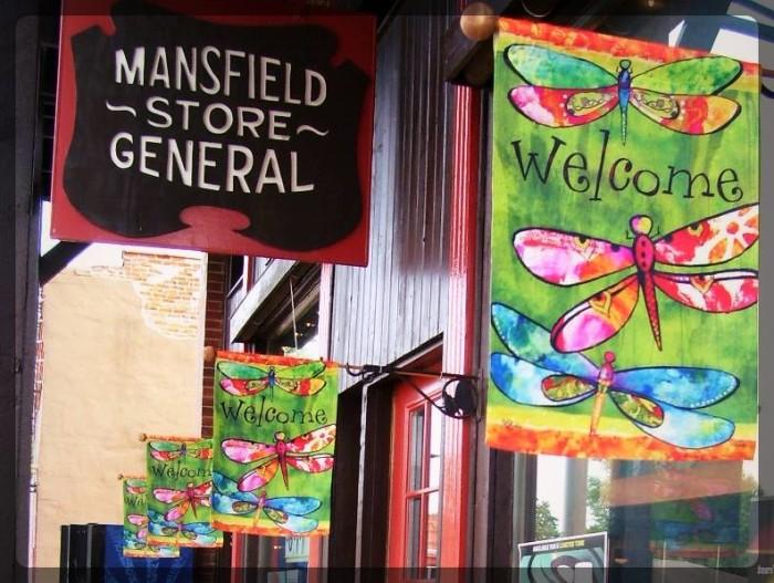 3. Mansfield General Store (Mansfield)