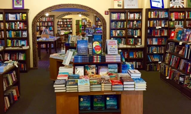 7. A Room of One's Own Bookstore (Madison)