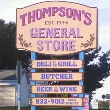 8. Thompson's General Store (Camargo)