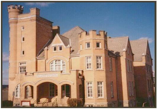 9. 1897 Clark County Jail Museum (Neilsville)