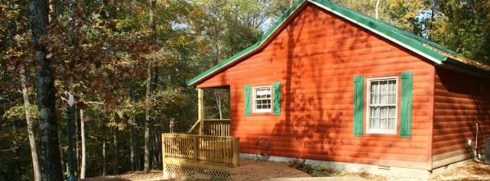 2. Cedar Rock Cabins (Goreville)