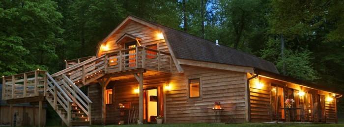 4. CornerStone Cabins (Pomona)