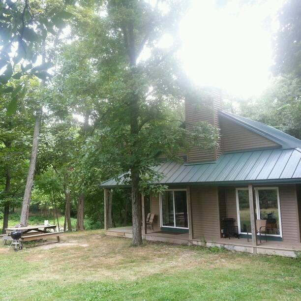6. Rocky Springs Cabin (Mode)