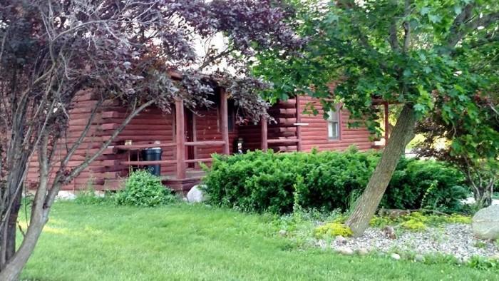 9. Coyote Cabins Retreat and Farm (Sullivan)