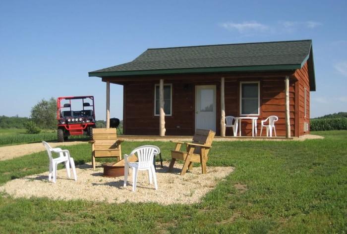 6. Trailview Cabins (Darlington)