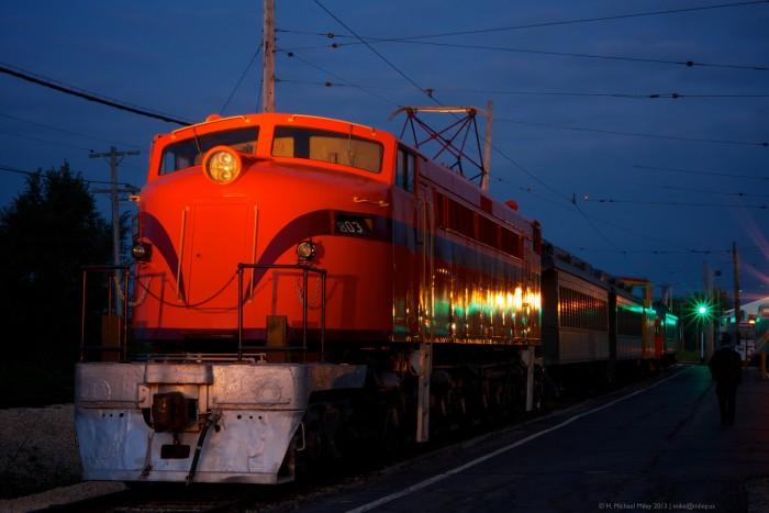 5. Illinois Railway Museum (Union)