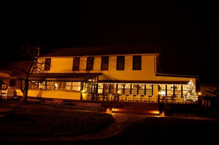 1. Trempealeau Hotel and Restaurant (Trempealeau)