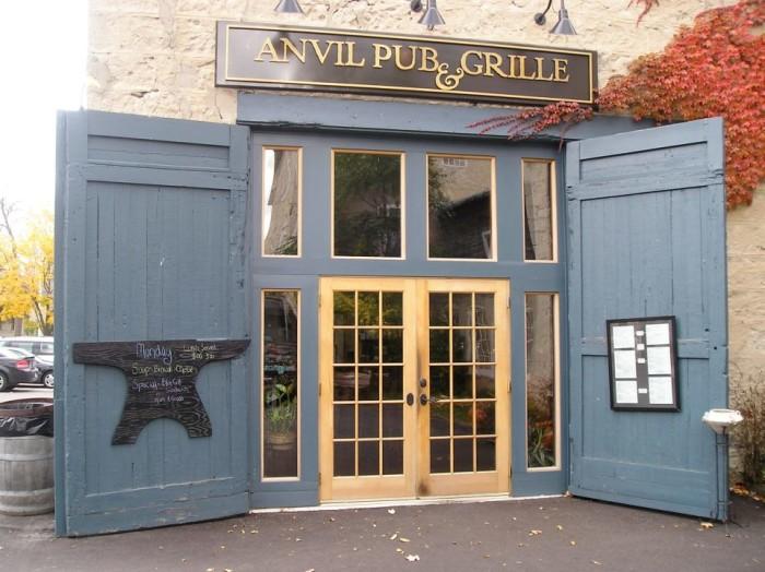 7. Anvil Pub and Grille (Cedarburg)