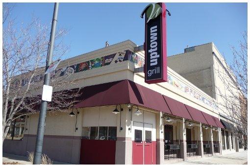 5. Uptown Grill (La Salle)