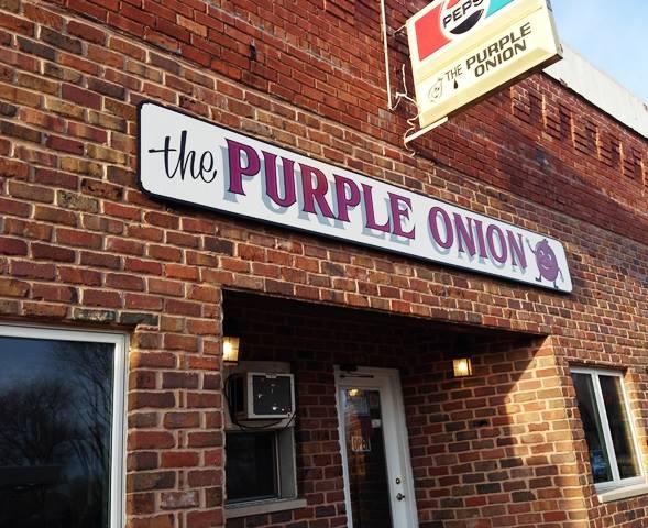 6. The Purple Onion (Annawan)