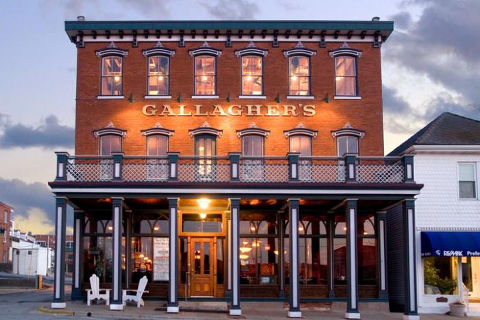 7. Gallagher's (Waterloo)