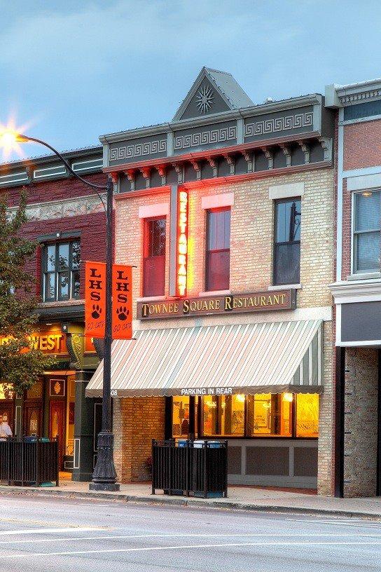 10. Townee Square Restaurant (Libertyville)