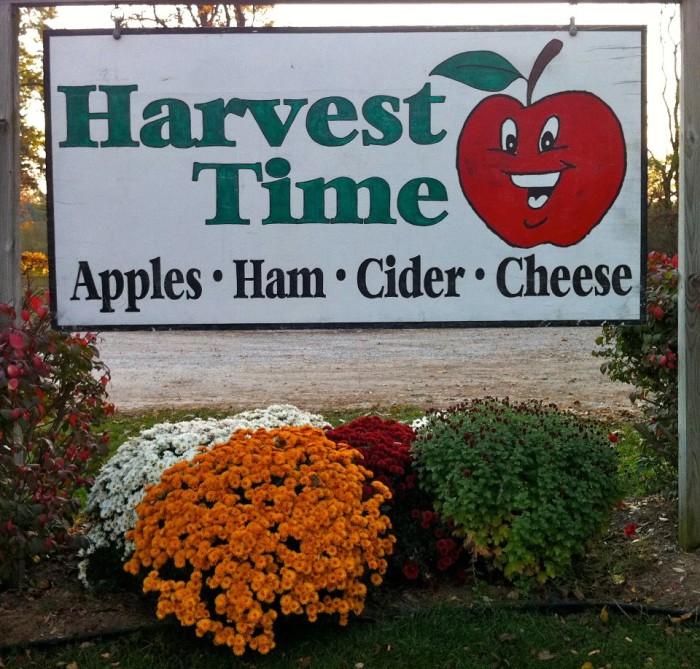 5. Harvest Time Orchards