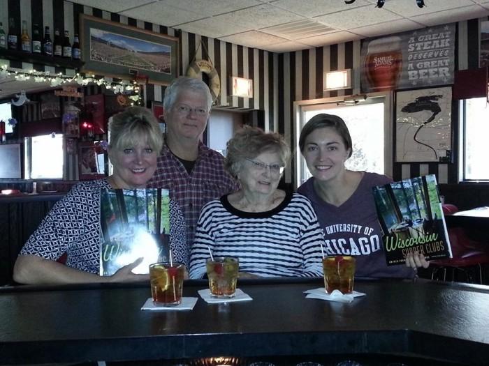 1. Buckhorn Supper Club
