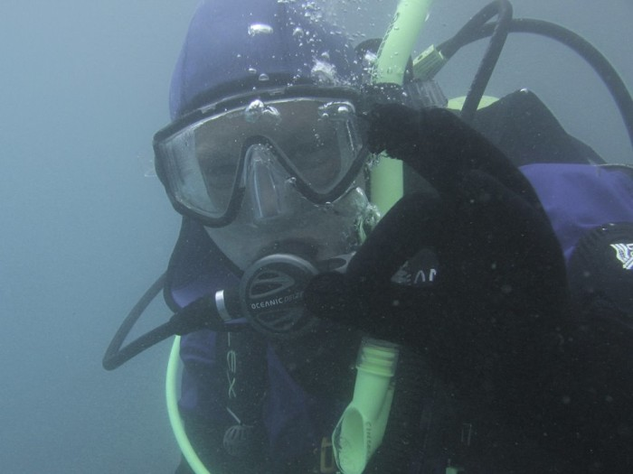 10. Learn to scuba dive